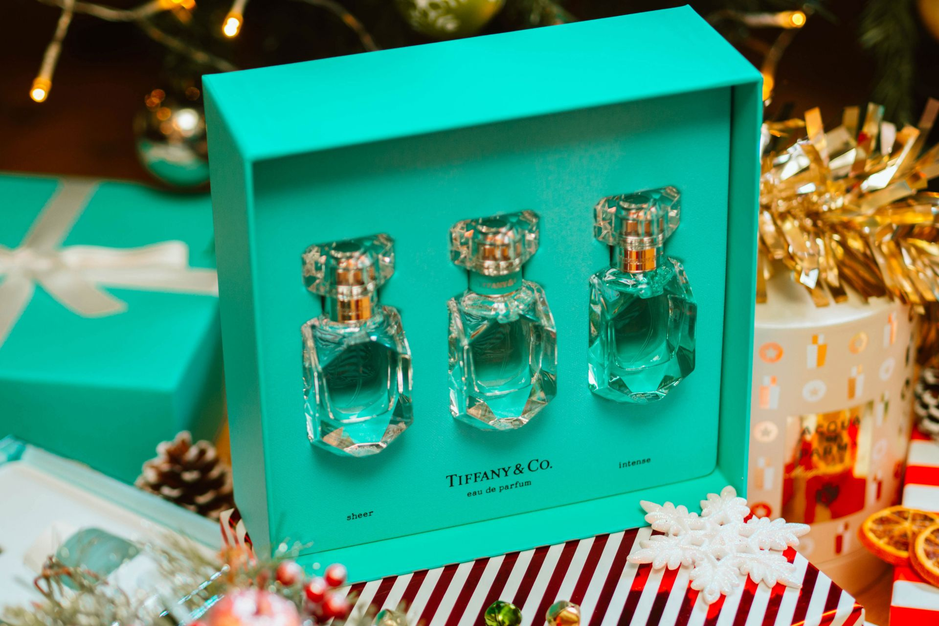 Tiffany Fragrance Trio
