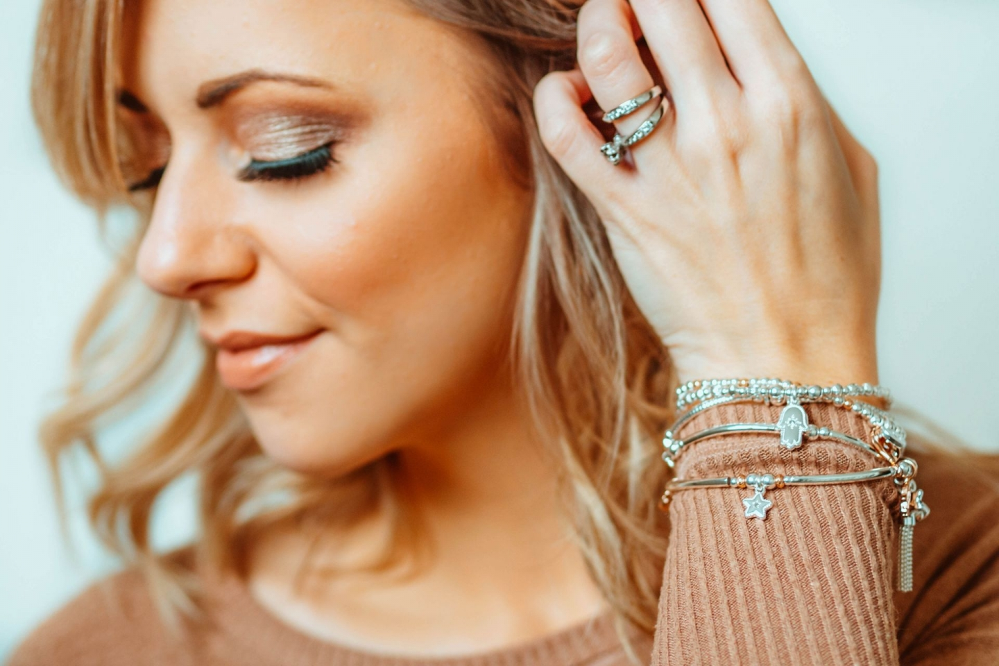 Here's How I Created My Perfect & Meaningful Bracelet Stack Without Breaking The Bank