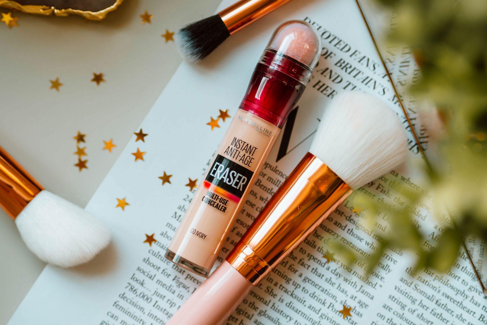Maybelline Eraser Concealer Review