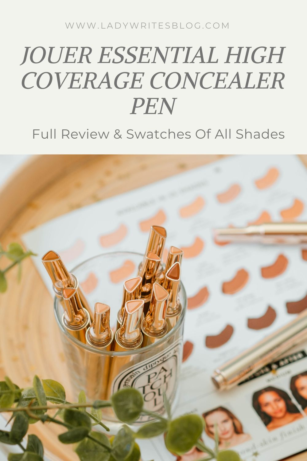 Full Review & Swatches Of All Shades