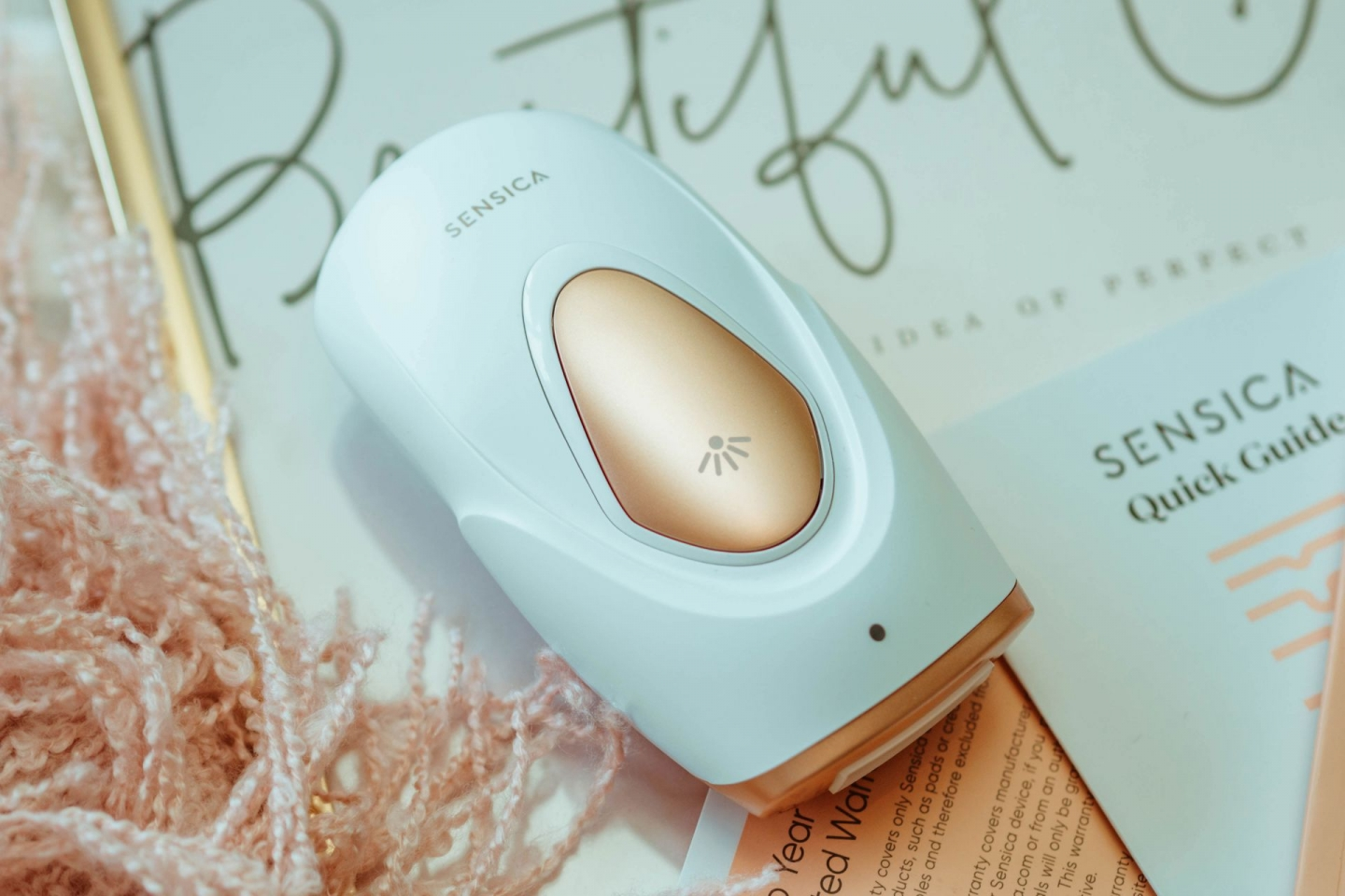 Sensica home hair removal
